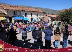 COMANDO DE OPERACIONES ACOMAYO: SIMULACRO DE MANEJO DE CADAVERES POR COVID19.