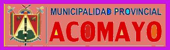 Municipalidad Provincial de Acomayo